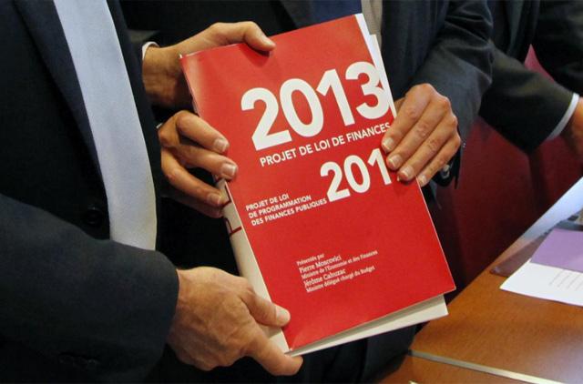 Presentación de los Presupuestos franceses. | Reuters