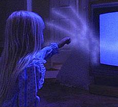 Películas como Poltergeist generan estrés en el espectador.