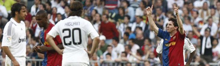 Madrid 2-6 Barça