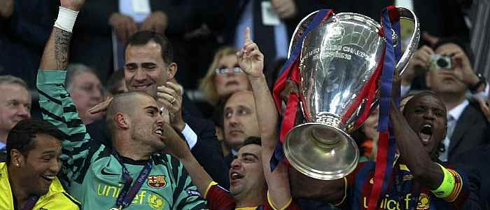 Barcelona 3-1 Mancheste United