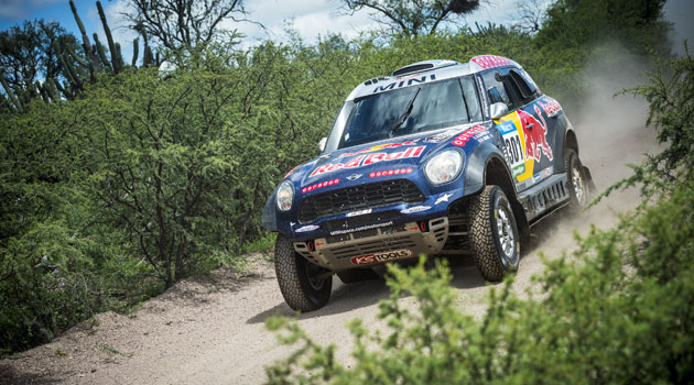 Al-Attiyah gana el Dakar en coches por segunda vez
