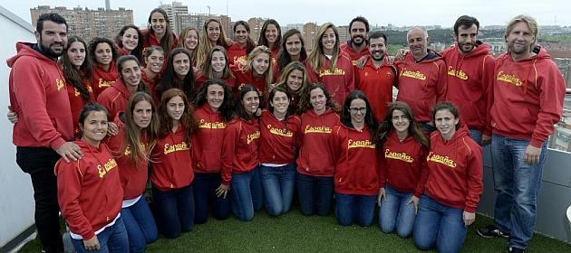 Las 'Redsticks', a punto para el preolímpico de Valencia