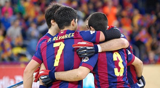 El Barcelona revalidó el título de campeón