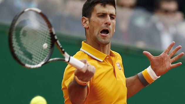 Djokovic amplía en Montecarlo su dictadura en 2015