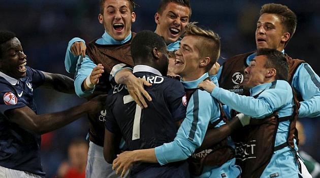 Edouard conduce a Francia a su segunda corona europea