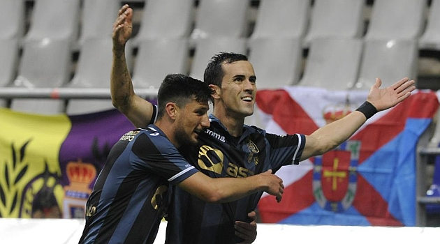 El Real Oviedo, campeón de Segunda B