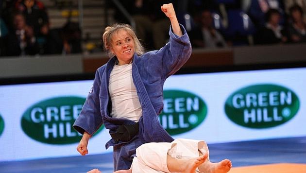 Laura Gómez, bronce en el Grand Prix de Hungría