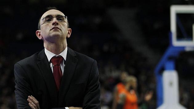 Hugo López, ex entrenador del Fuenlabrada