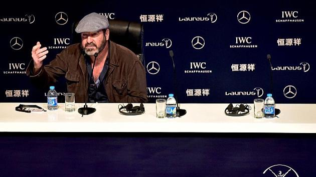 Eric Cantona: Estoy dispuesto a acoger a refugiados en casa