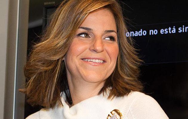 Arantxa Sánchez Vicario: Garbiñe encarna el futuro del tenis