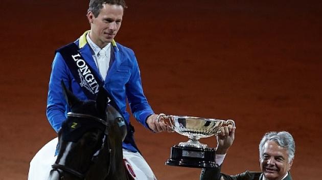 Ahlmann, el gran triunfador de la Madrid Horse Week