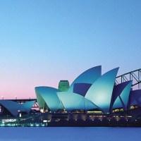 Da Australia à Nova Zelandia #From Australia to New Zeland