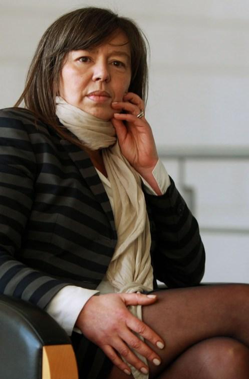 Teresa Leal CoelhoGrande Entrevista a deputada do PSDEstudio da Movielight, Tagus Park, Oeiras
