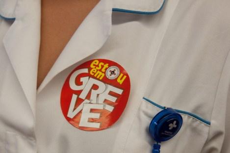 greve dos enfermeiros