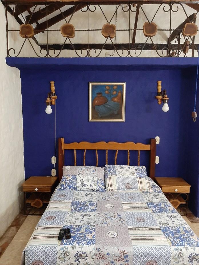 Nicaragua, Hotel y Restaurante Bosque Las Nubes