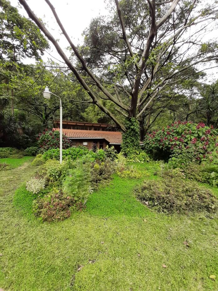 Nicaragua, Hotel Bosque las nubes