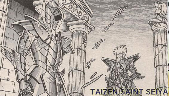Saint seiya Destiny Capitulo 1, Saga Vs Isaac