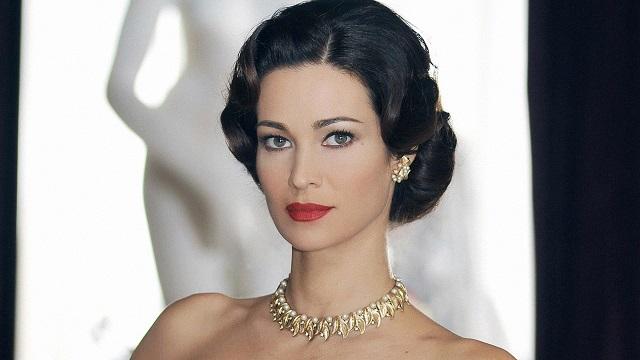 Las 30 mujeres más bellas del mundo, Manuela Arcuri