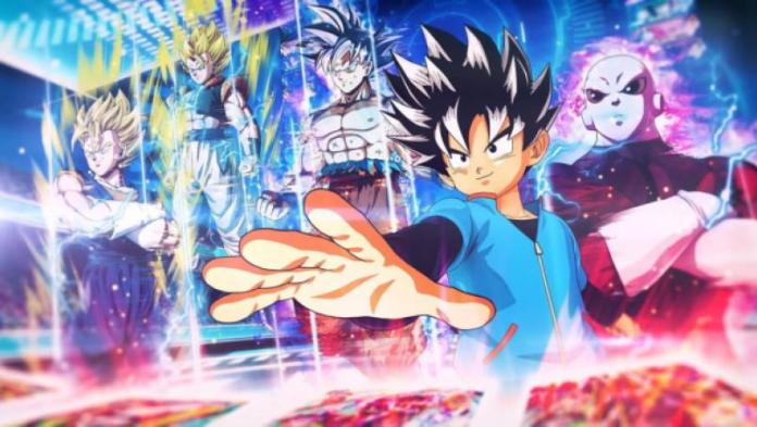 Dragon ball Heroes, Dragon ball heroes Anime, Dragon ball