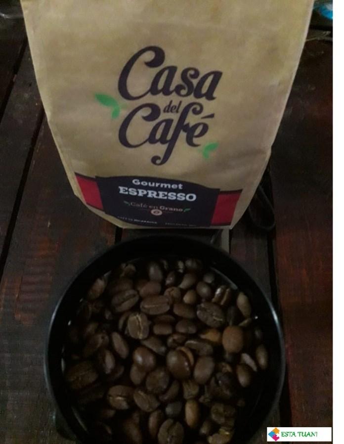 casa del cafe esta tuani nicaragua