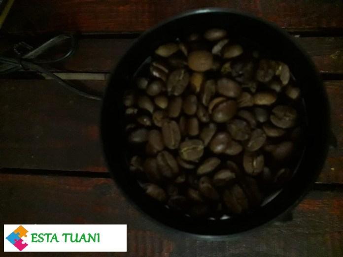 coffee bean esta tuani