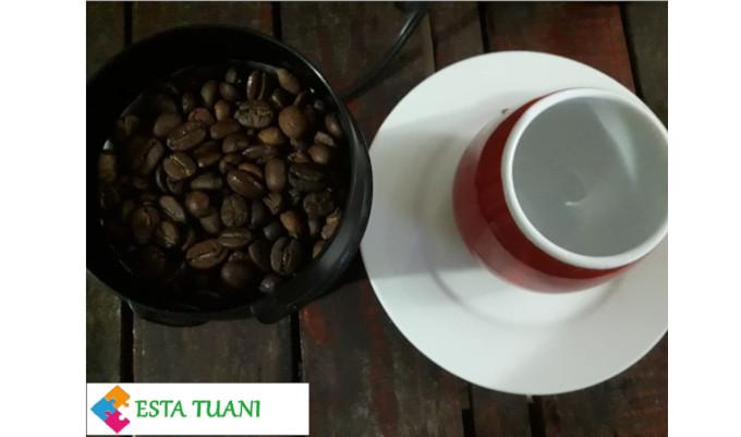 coffee to reduce stress