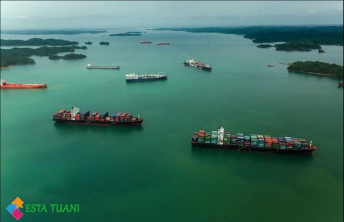 Los Lagos mas grandes de Centroamerica, Lago Gatún
