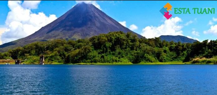 Los Lagos mas grandes de Centroamerica, Laguna Arenal