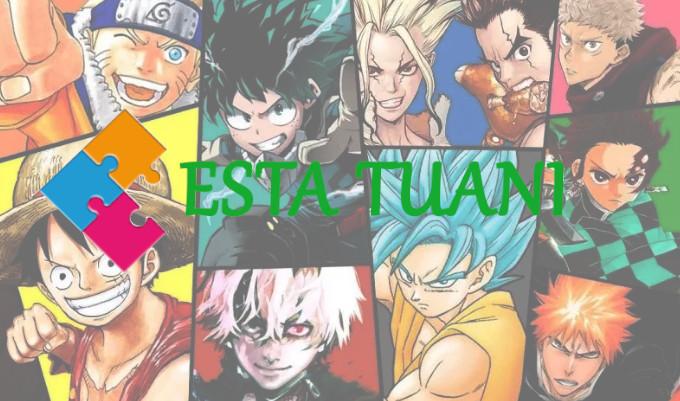 Manga Plus, Shueisha, Esta Tuani, Mangaplus