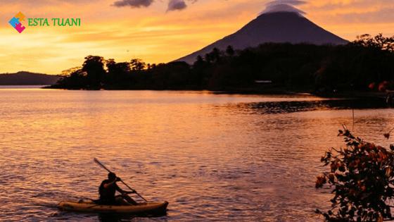 Isla de Ometepe, Reserva de Biósfera desde 2010 por UNESCO