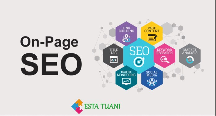 2- Google: SEO On Page