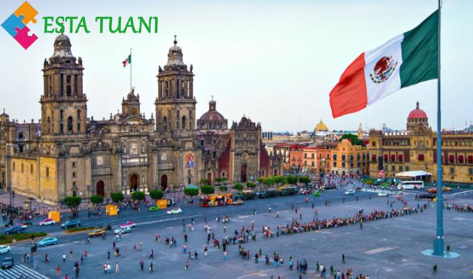 México, un viaje inolvidable Parte #1