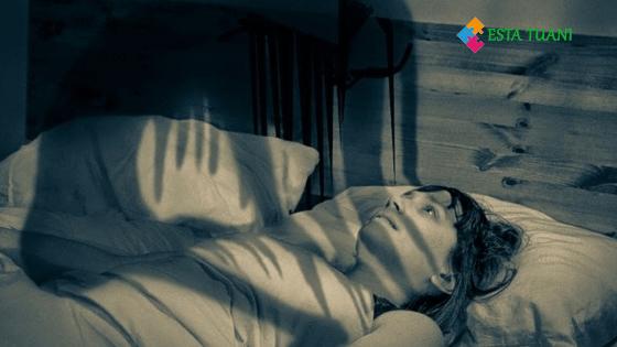 Parálisis del sueño, Old Hag (vieja bruja)