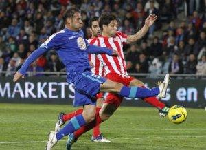 Getafe 3 - At. de Madrid 2