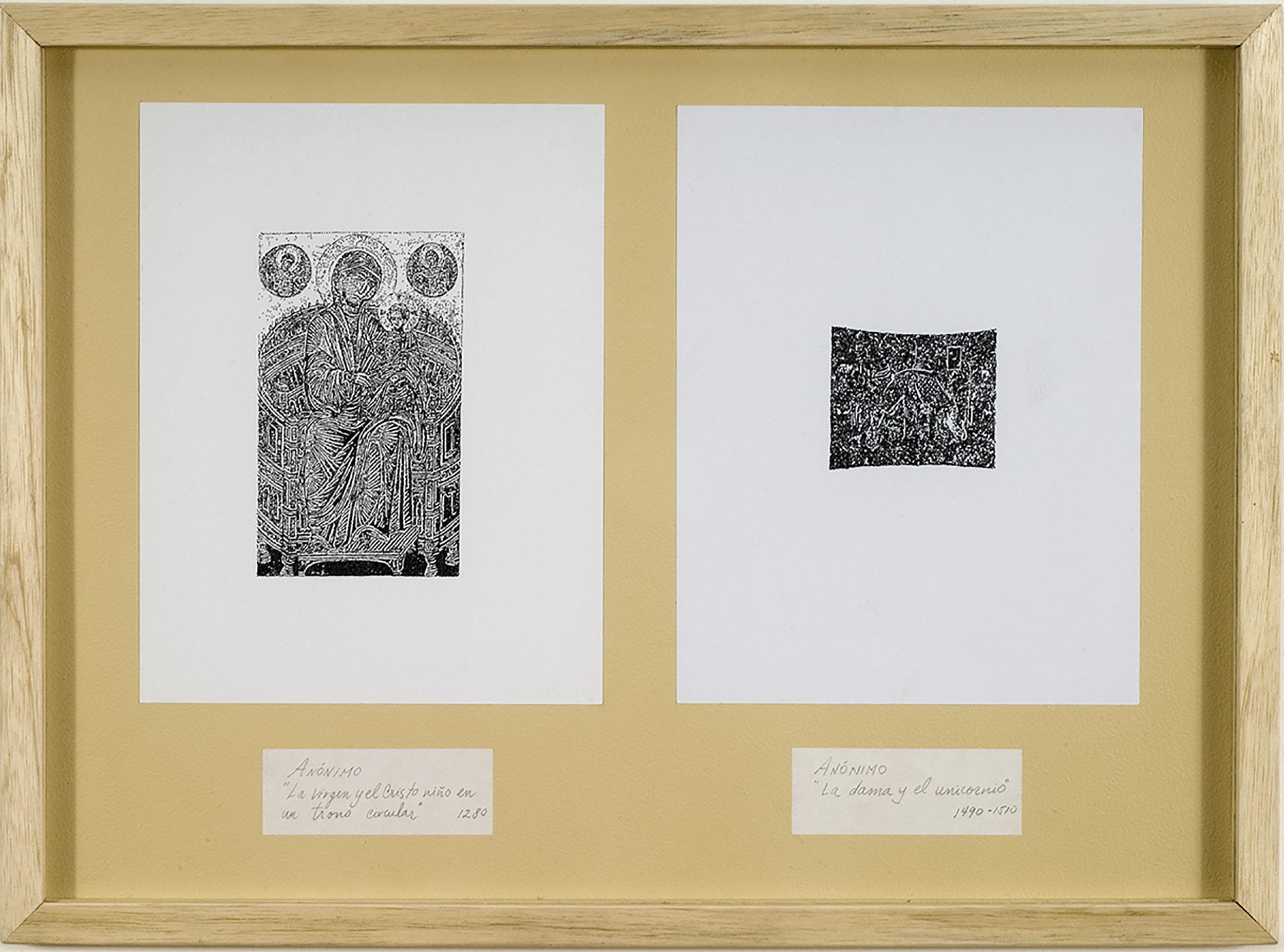 1000 drawings anonymus esteban peña art