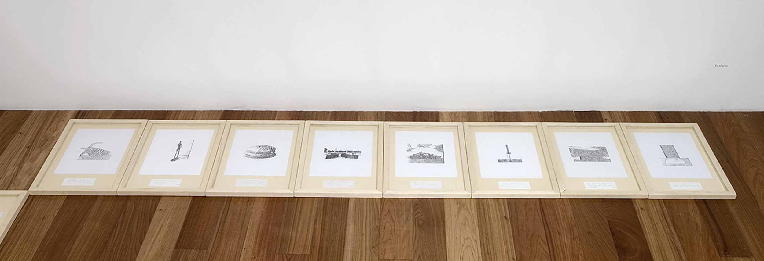 1000 drawings nueveochenta esteban peña art