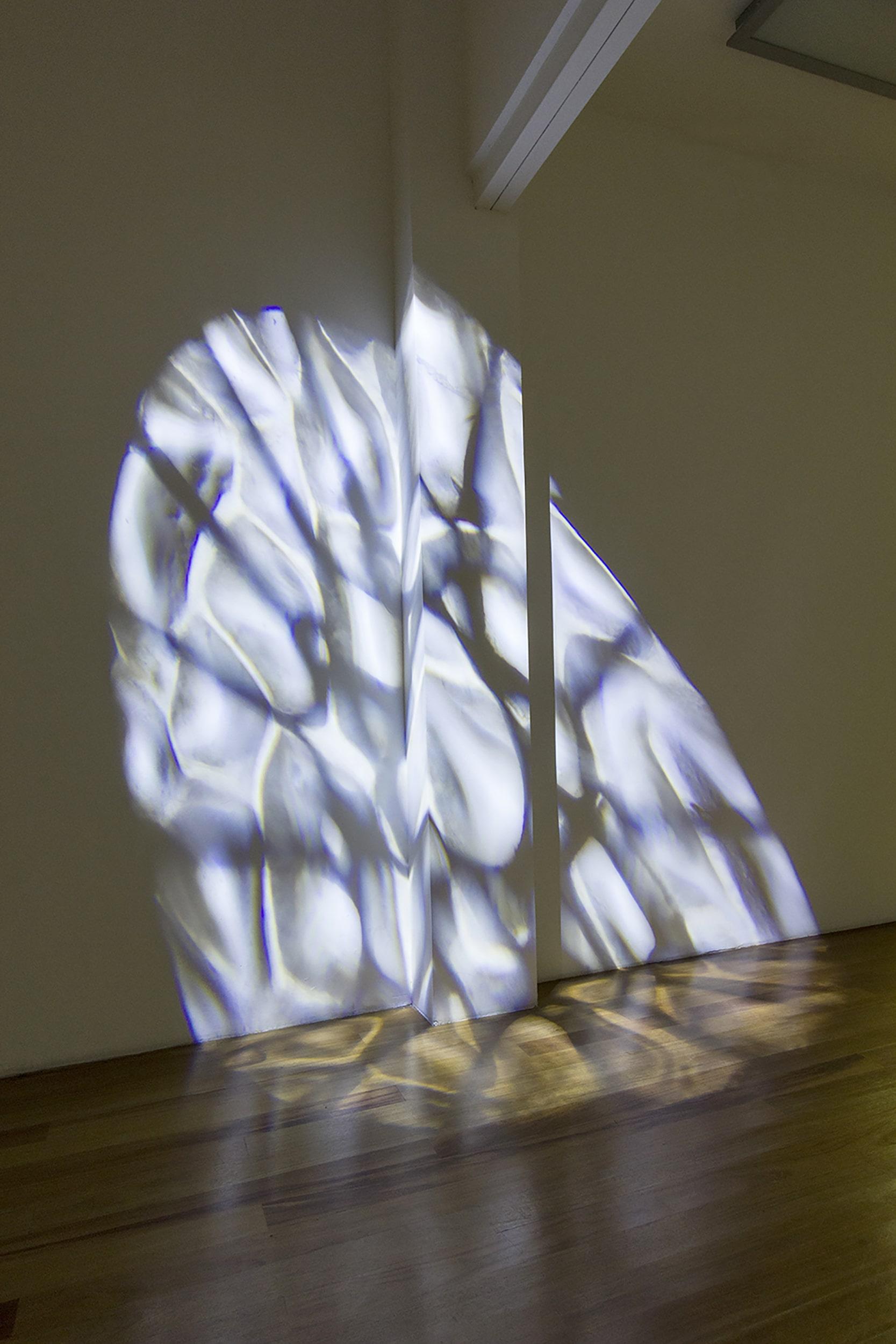 light installation esteban peña art