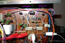 Noise generator and VCF section