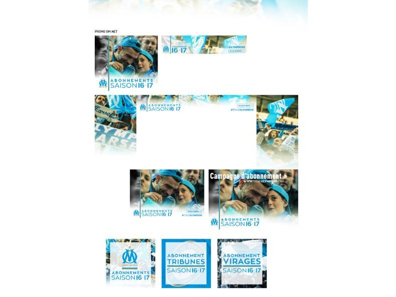 campagne d'abonnement OM.net