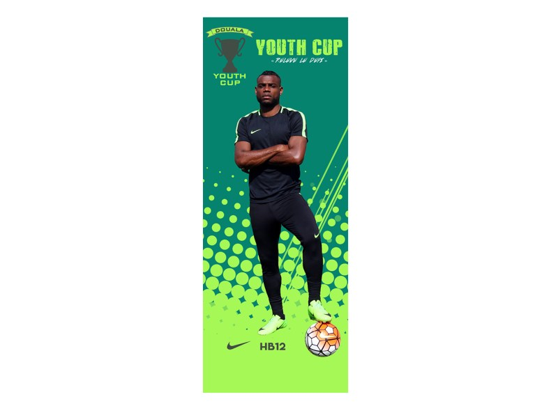 backdrop youth cup Henri Bedimo OM