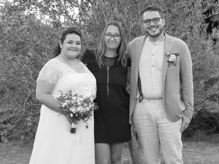 wedding planner mariage Antonia et Gauthier Abbaye sainte croix