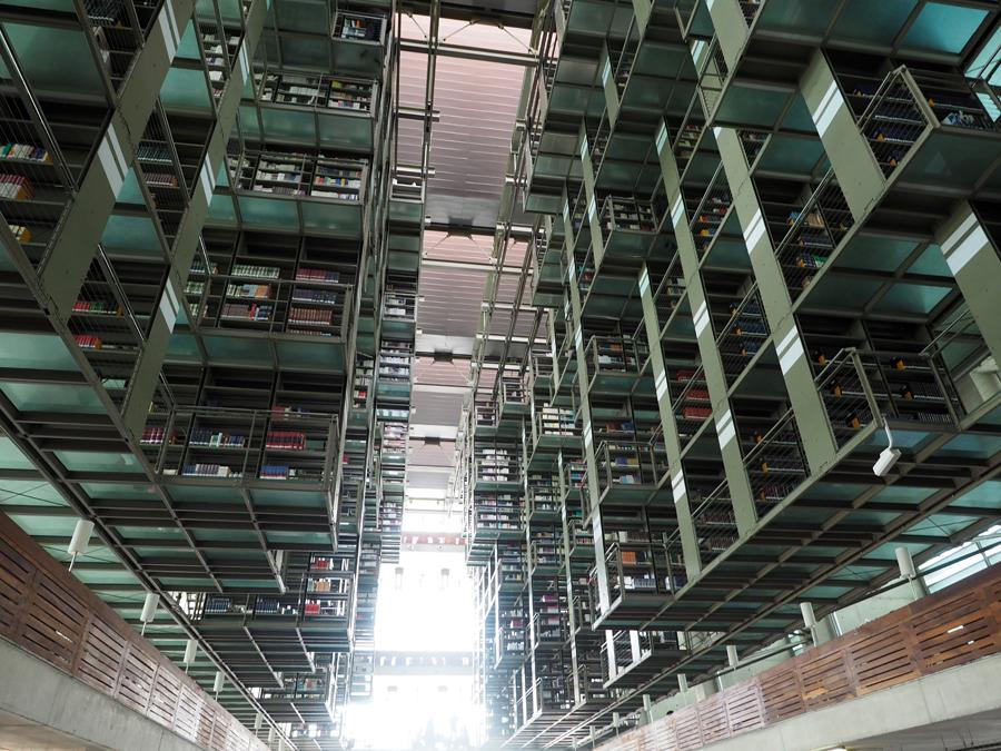 Bibliothèque Vasconcelos, Mexico D.F