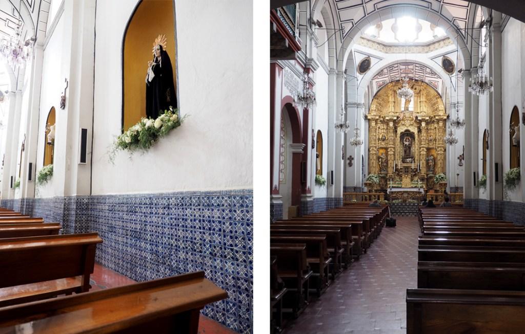 Église, San Angel Inn, Mexico D.F