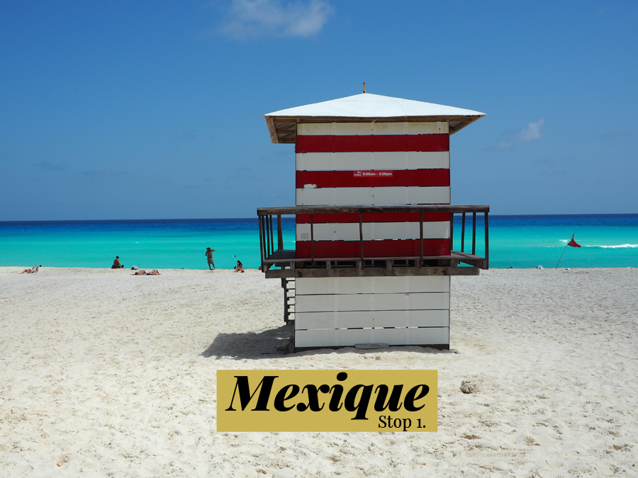 Cancún, Plage