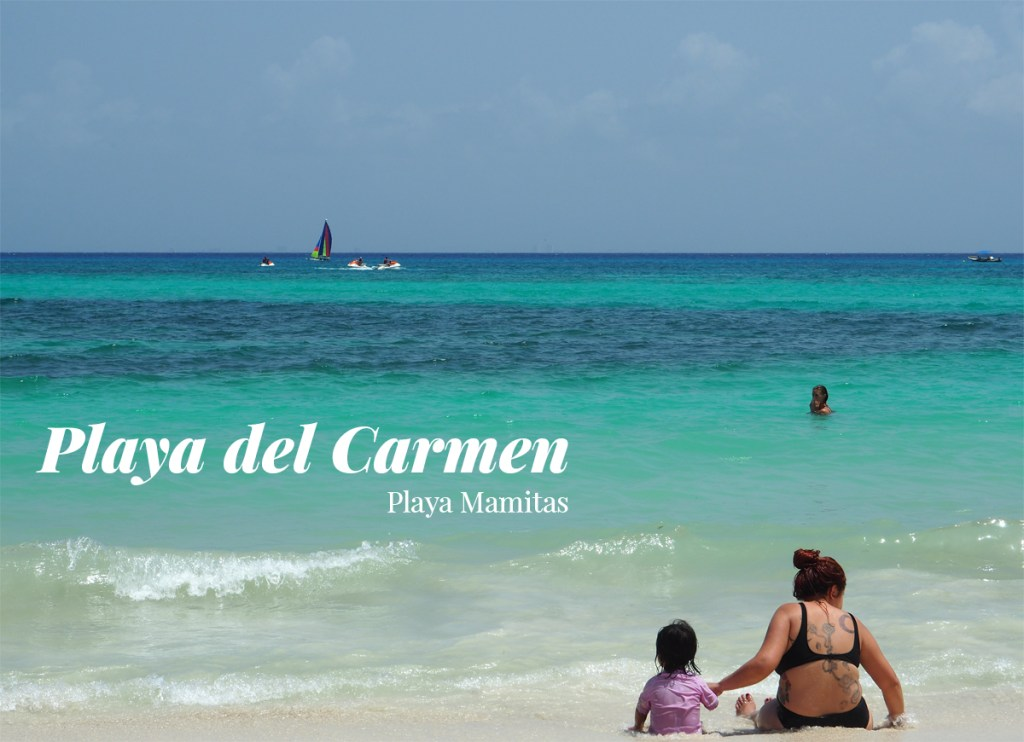 Playa del Carmen, Mexique