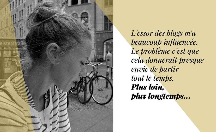 Lucie, chef de projet web