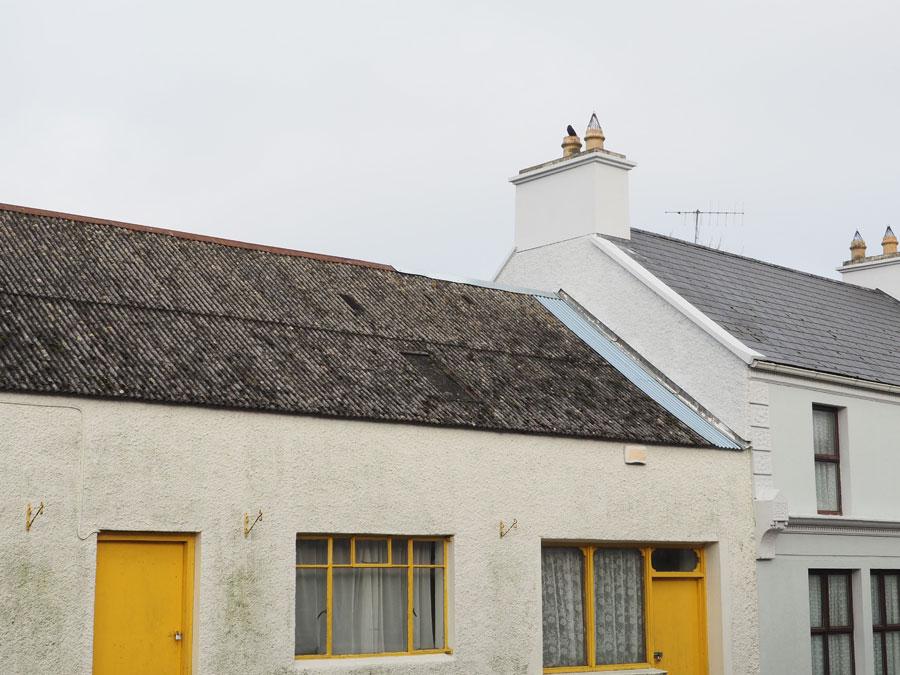 Village de Ballyvaghan, Irlande