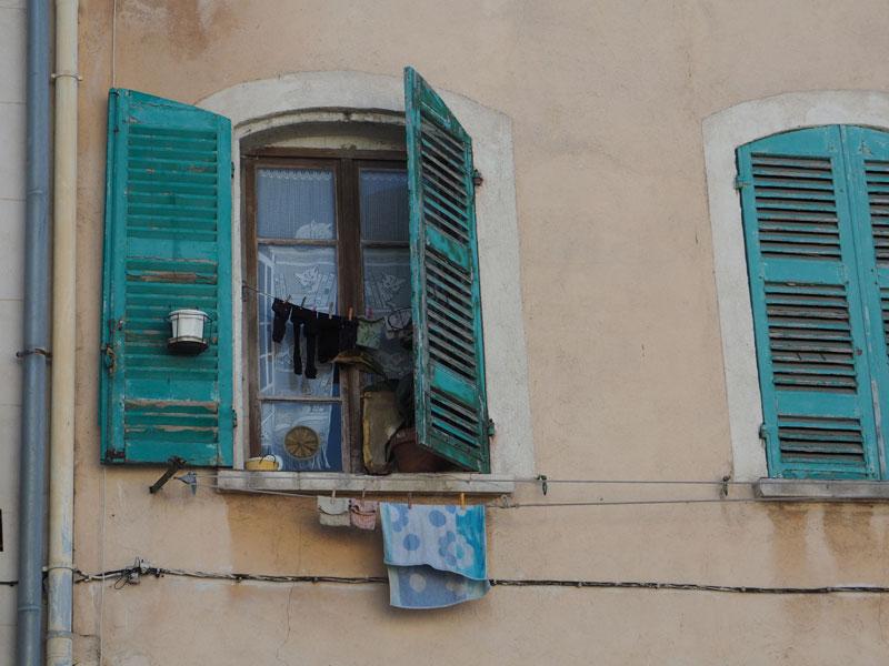 Fenêtres, Marseille