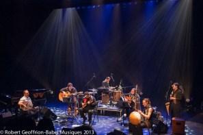 Babel Musique avec Willy Rios 2012