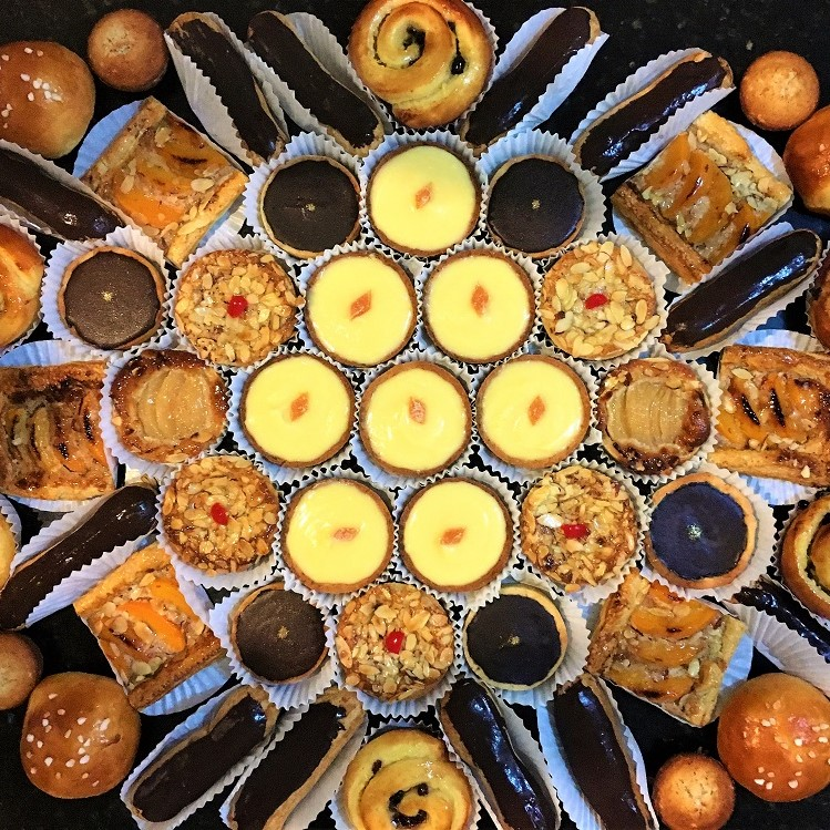 Our Pastries